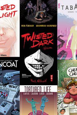 Comics by Genre