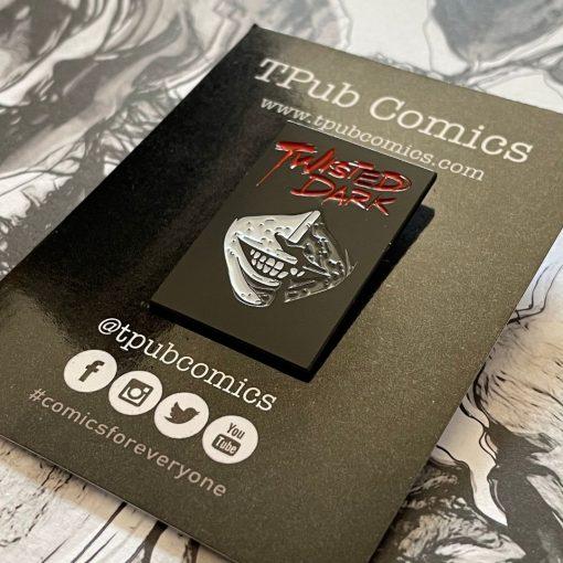 TPub - Pin Badge